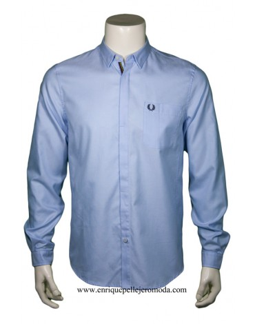 Fred Perry camisa oxford Bradley Wiggins
