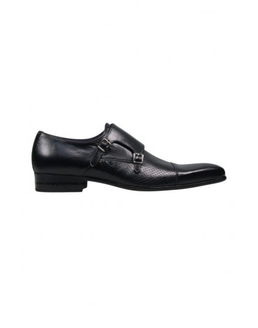 Pertegaz black shoes man