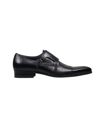 Pertegaz zapatos negros hombre