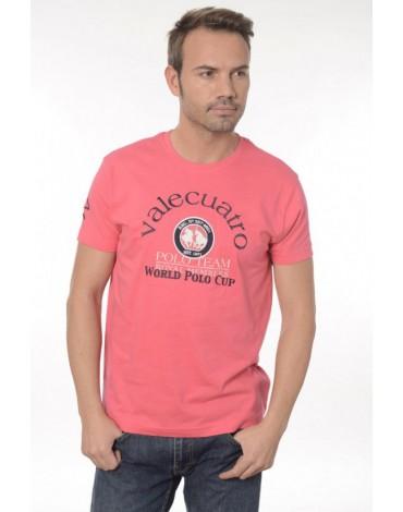 Valecuatro camiseta coral caballos