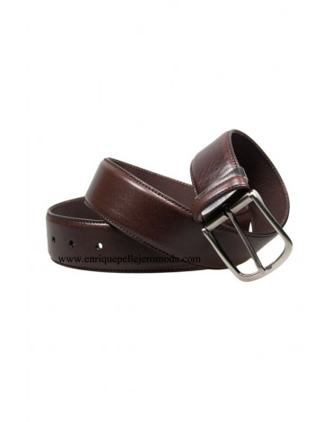 Possum men's brown belt