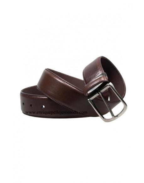 Possum men's brown belt