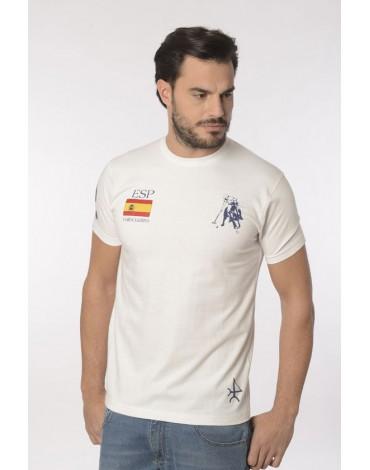 Valecuatro camiseta España blanca
