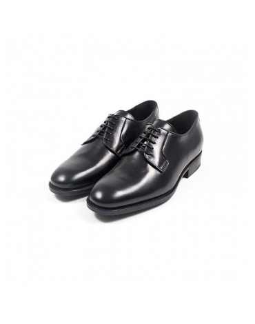 Sergio Serrano zapatos negro ancho especial