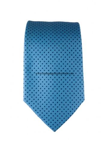Pertegaz corbata celeste topito azul