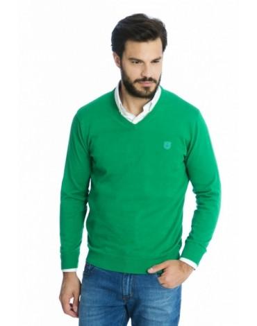 Valecuatro jersey clásico verde
