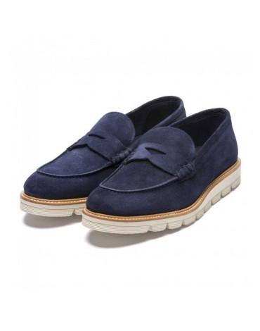 Chopo zapatos azules