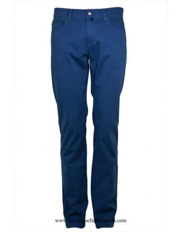 Pertegaz pantalón cinco bolsillos azul