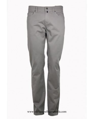 Pertegaz pantalón cinco bolsillos gris