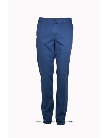 Pertegaz pantalón chino azul