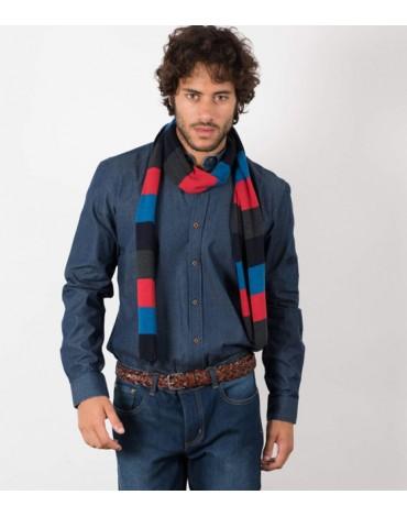 El Flamenco camisa vaquera