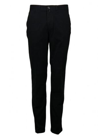 Pertegaz pantalón negro algodón