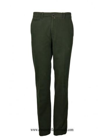 Pertegaz pantalón algodón verde