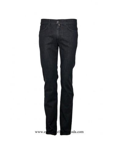Pertegaz pantalón vaquero negro
