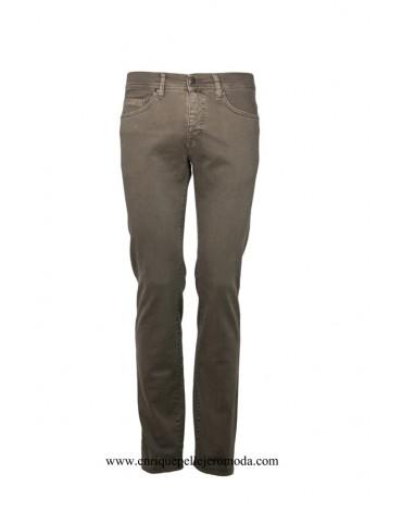 Pertegaz pantalón vaquero marrón