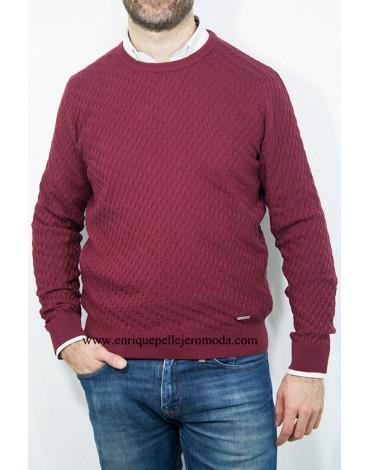 Pertegaz sweater garnet