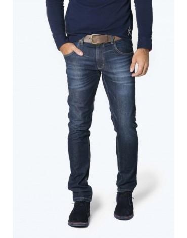 Valecuatro pantalón vaquero azul oscuro