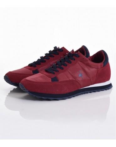 El Flamenco zapatillas rojas
