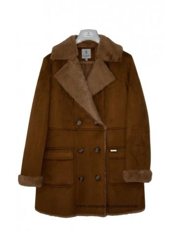 El Caballo chaquetón tostado