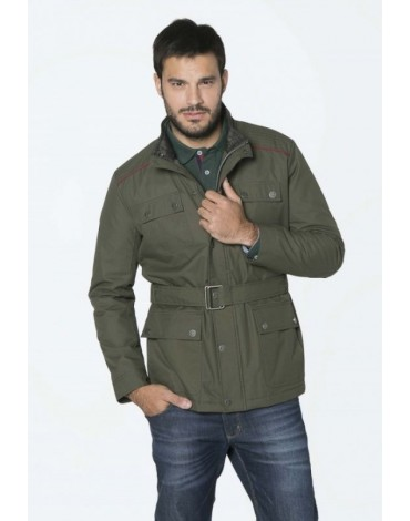 Valecuatro chaqueta imola verde