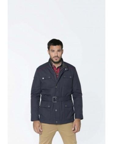Valecuatro chaqueta imola azul marino