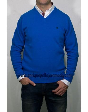 Pertegaz jersey pico azulón