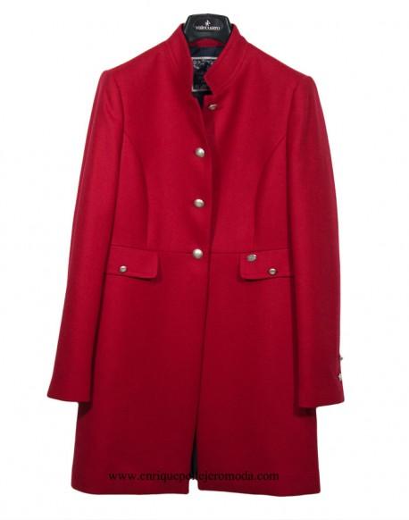 Valecuatro abrigo rojo niza