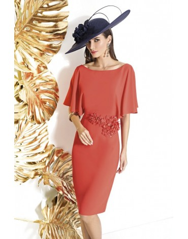 Cabotine Donna red dress