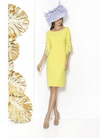 Cabotine Donna lime dress