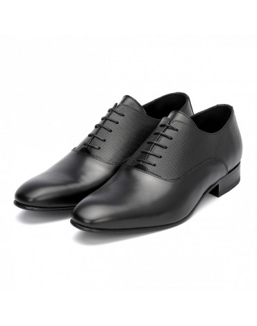 Sergio Serrano shoes black wembley