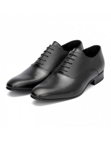 Sergio Serrano zapato ingles negro