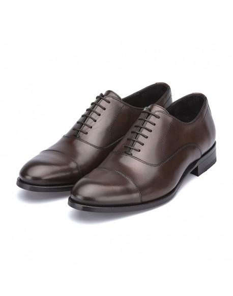 Sergio Serrano brown Oxford shoes