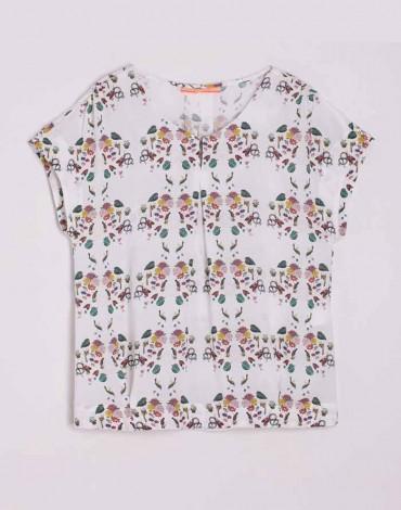 Vilagallo blouse print