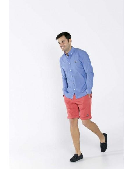 Valecuatro camisa azul