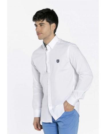 Valecuatro camisa blanca básica