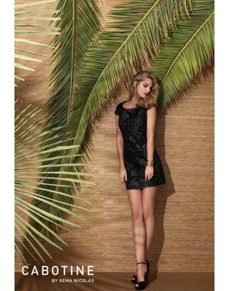 Cabotine vestido negro