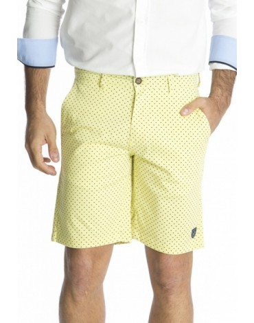 Valecuatro shorts yellow fantasia