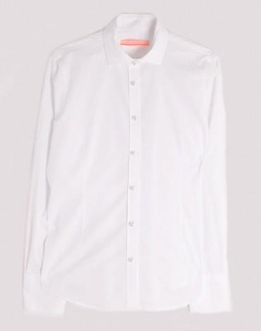 Vilagallo camisa blanca básica
