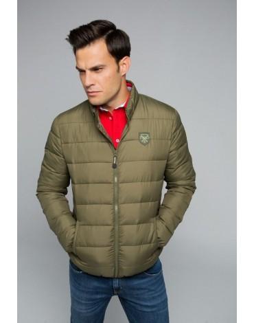 Valecuatro chaqueta acolchada verde