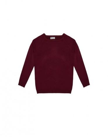 MdM jersey rojo oscuro