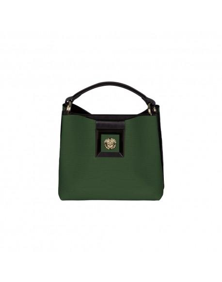 Teria Yabar bolso verde