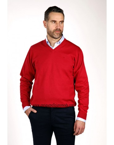 Pertegaz strawberry peak sweater
