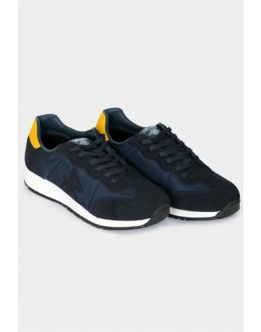 Valecuatro zapatillas logo azul marino
