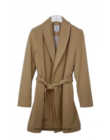 El Caballo coat  camel