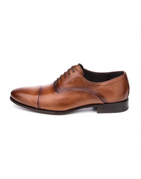 Sergio Serrano zapatos Oxford cuero