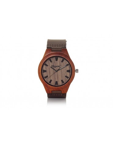 Root sandalo wood watch