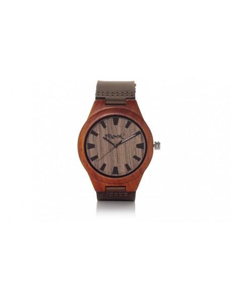 Root reloj madera sandalo