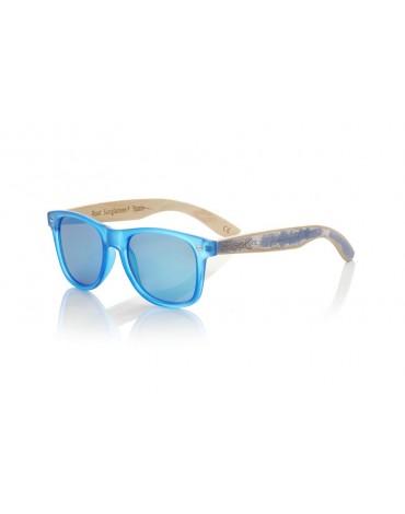 Root gafas de sol ska blue