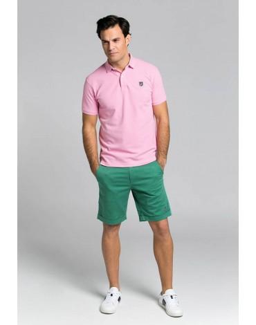Valecuatro polo shirt classic pink