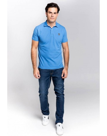 Valecuatro polo shirt classic blue